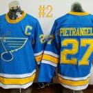 St. Louis Blues #27 alex pietrangelo 2017 Hockey Jerseys Ice Winter Jersey All Stitched