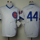 chicago cubs #44 anthony rizzo 2015 Baseball Jersey Rugby Jerseys Authentic Stitched White Style 3
