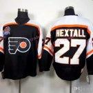 Philadelphia Flyers 1998 Ron Hextall Throwback Hockey Jerseys Black Vintage #27 Ron Hextall