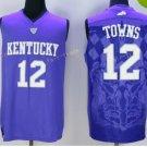 Kentucky Wildcats Jerseys 2017 College 23 Anthony Davis Home Purple