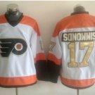 Philadelphia Flyers 50th Anniversary Jerseys 2016 Hockey  17 Wayne Simmonds