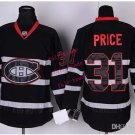 canadiens #31 carey price 2015 Ice Winter Jersey Black Hockey Jerseys Authentic Stitched