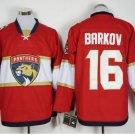 2016 Florida Panthers Ice Hockey Jerseys 16 Aleksander Barkov Red Best Quality