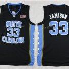 2017 North Carolina Tar Heels College 33 Bright Antawn Black Jersey