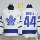 Toronto Maple Leafs #44 Morgan Rielly White 2017 Hockey Jersey Ice Winter Jersey Stitched