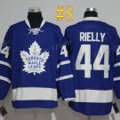 Toronto Maple Leafs #44 Morgan Rielly Blue 2017 Hockey Jersey Ice Winter Jersey Stitched