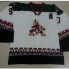 Phoenix Coyotes #97 JEREMY ROENICK White 2016 World Cup Hockey Ice Winter Jersey Stitched Style 1