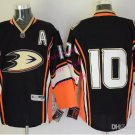 anaheim ducks #10 corey perry 2015 Ice Winter Jersey Black Hockey Jerseys Authentic Stitched