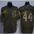 Vintage 44 Paul Goldschmidt Jersey Arizona Diamondbacks Baseball Goldschmidt