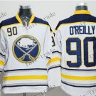 buffalo sabres #90 ryan o'reilly 2015 Ice Winter Jersey White Hockey Jerseys Authentic Stitched