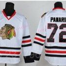 2016 Stadium Series Chicago Blackhawks Jerseys White #72 Artemi Panarin Blackhawks Jersey Stitched