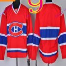 Stitched Montreal  Red winter classic Ice Hockey Jersey