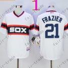 Todd Frazier Jersey,Chicago White Sox 21 Todd Frazier Jersey White