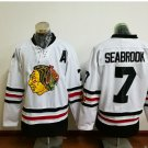 2017 Winter Classic Jerseys Chicago Blackhawks Hockey Brent SEABROOK #7