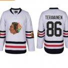 2017 Winter Classic Jerseys Chicago Blackhawks Hockey  #86 Teuvo Teravainen