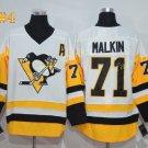 Pittsburgh Penguins #71 Evgeni Malkin White 2016 Hockey Jerseys Ice Winter Jersey All Stitched