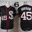 Chicago White Sox Michael Jordan #45 2015 Baseball Jersey Rugby Jerseys Authentic Stitched