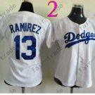Los Angeles Dodgers Women Jersey 31 Joc Pederson Women Baseball Jersey White