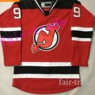 2017 New Devils 9 Taylor Hall Jersey New Style Red Home Men Ice Hockey Jerseys Fashion