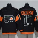 Kid Youth Hockey Jersey Philadelphia Flyers 2017 Stadium Series 11 Travis Konecny