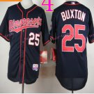 Byron Buxton Jersey Authentic Cool Base 2015 Minnesota Twins Jerseys