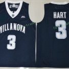 2017 Villanova Wildcats College Basketball Jerseys 3 Josh Hart Blue University Stitched