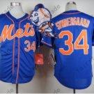 Noah Syndergaard Jersey 2015 New York Mets Jerseys Home Away Blue