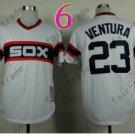 1983 Chicago White Sox Throwback Jersey  23 Robin Ventura Retro Jersey