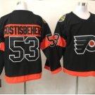 Philadelphia Flyers 2017 Stadium Series Jerseys Hockey #53 Shayne Gostisbehere Black