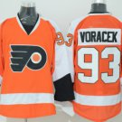 Philadelphia Flyers 2017 Stadium Series Jerseys Hockey 93 Jakub Voracek Orange