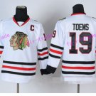 Best 19 Jonathan Toews Jersey Chicago Blackhawks 2017 Winter Classic Ice Hockey Sports White Style 2