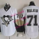 pittsburgh penguins #71 evgeni malkin 2015 Ice Winter Jersey White Black Hockey Authentic Stitched