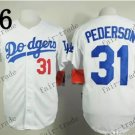 Los Angeles Dodgers #31 Mike Piazza 2015 Baseball Jersey White Authentic Stitched