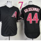 Paul Goldschmidt Jersey Authentic Black 1999 Turn Back Arizona Diamondback