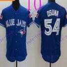 Toronto Blue Jays #54 Roberto Osuna 2016 Baseball Jersey Authentic Stitched