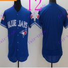 Toronto Blue Jays  2016 Baseball Jersey Authentic Stitched
