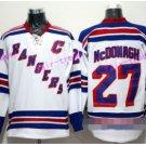 New York Rangers 27 Ryan McDonagh Ice Hockey Jerseys Stadium Series Winter Classic White
