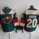 2017 Stadium Series Ryan Suter Minnesota Wild Hockey Jerseys Multi #20 Ryan Suter Jersey