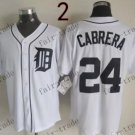 Detroit Tigers #24 miguel cabrera 2015 Baseball Jersey Authentic Stitched