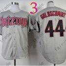 Paul Goldschmidt Jersey Authentic Grey 1999 Turn Back Arizona Diamondback