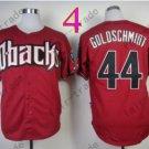 Paul Goldschmidt Jersey Authentic Red 1999 Turn Back Arizona Diamondback