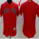 2016 Flexbase Stitched boston red sox Red Baseball Jersey