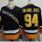 pittsburgh penguins #94 gin and juice 2016 Hockey Jerseys Ice Winter Jersey All Stitched