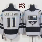 Los Angeles Kings #11 Anze Kopitar 2017 Hockey Jerseys Ice Winter Jersey All Stitched