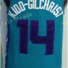 Best Quality Shirt Uniform 14 Michael Kidd Gilchrist Home Road Away Green