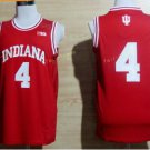2017 College Jerseys Indiana Hoosiers 4 Victor Oladipo  Shirt Uniform Team Color Red