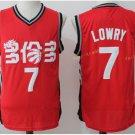 2017 Hot 7 Kyle Lowry Chinese Jerseys New Year Uniforms