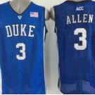 3 Grayson Allen Duke Blue Devils Men's College Jerseys High Quality Blue Style 2