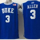 3 Grayson Allen Duke Blue Devils Men's College Jerseys High Quality Blue Style 1