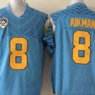 Hotselling UCLA Bruins College Basketball Jerseys 8 Troy Aikman Blue